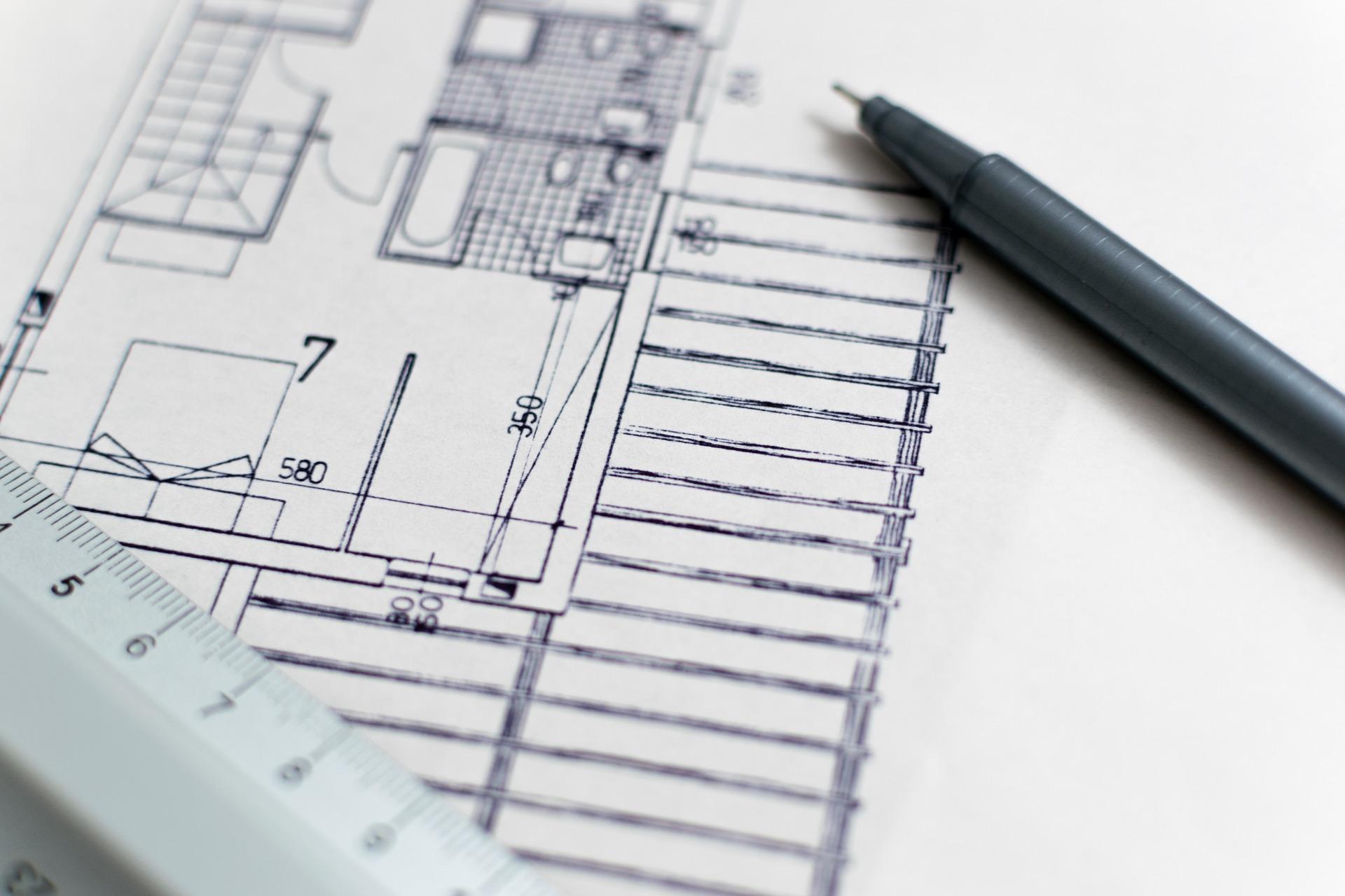 Les différentes étapes de construction d'une maison