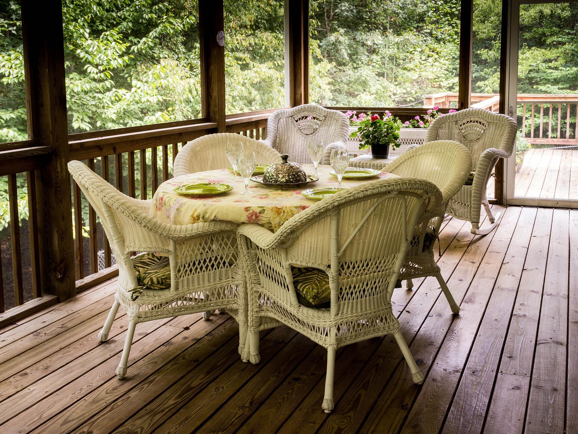 Construire et aménager une terrasse
