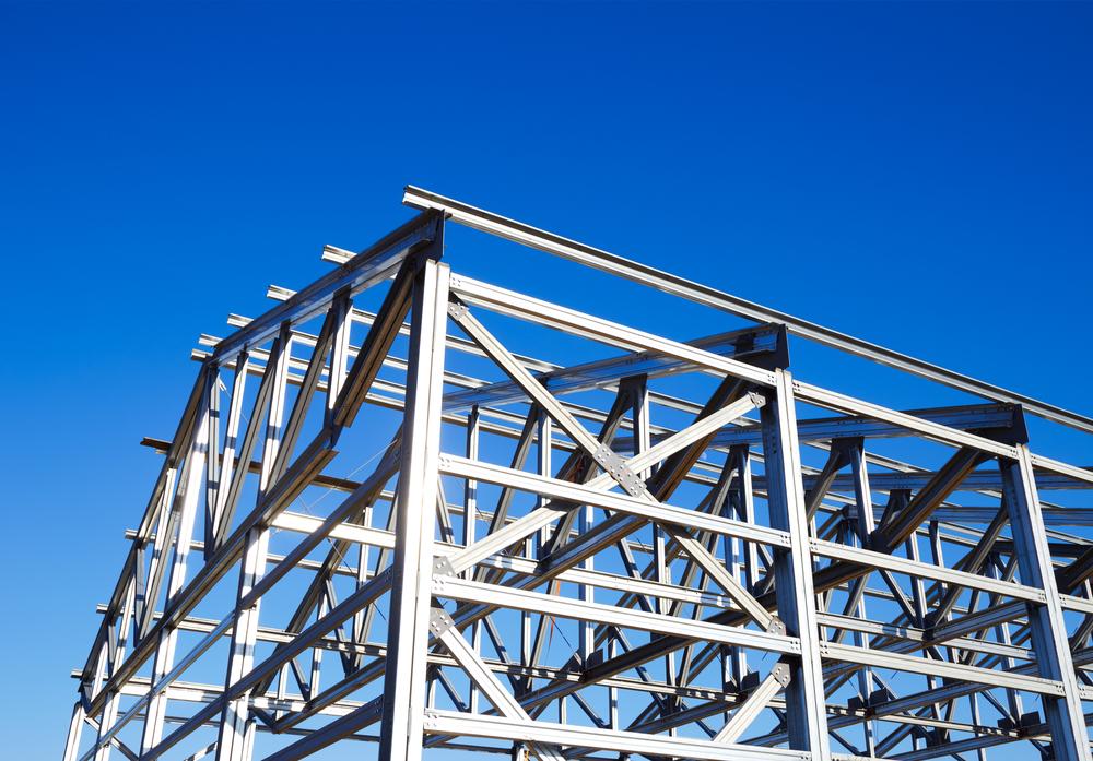 L'avantage du métal pour sa construction