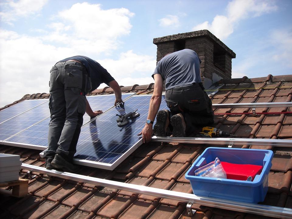Les dispositifs d'encouragement à l'installation photovoltaïque en Belgique