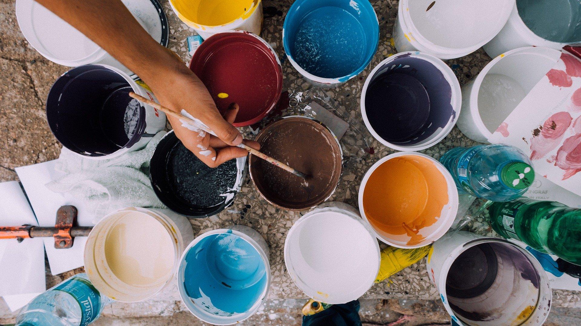Bien choisir la peinture pour vos murs