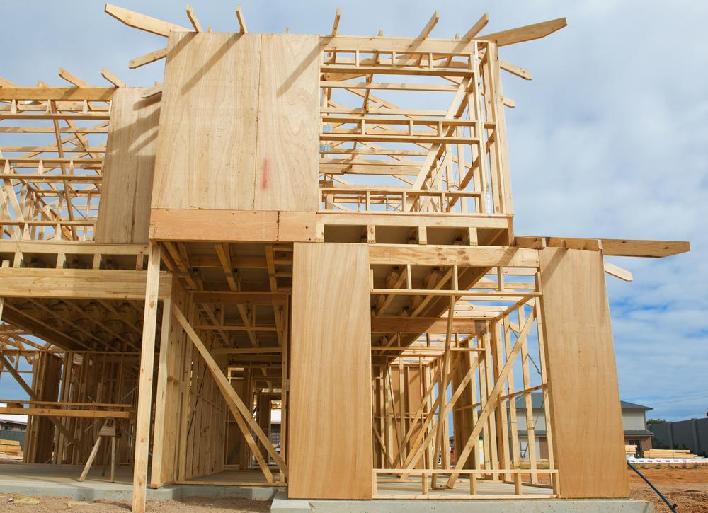 Construction : les maisons en bois au cœur des tendances