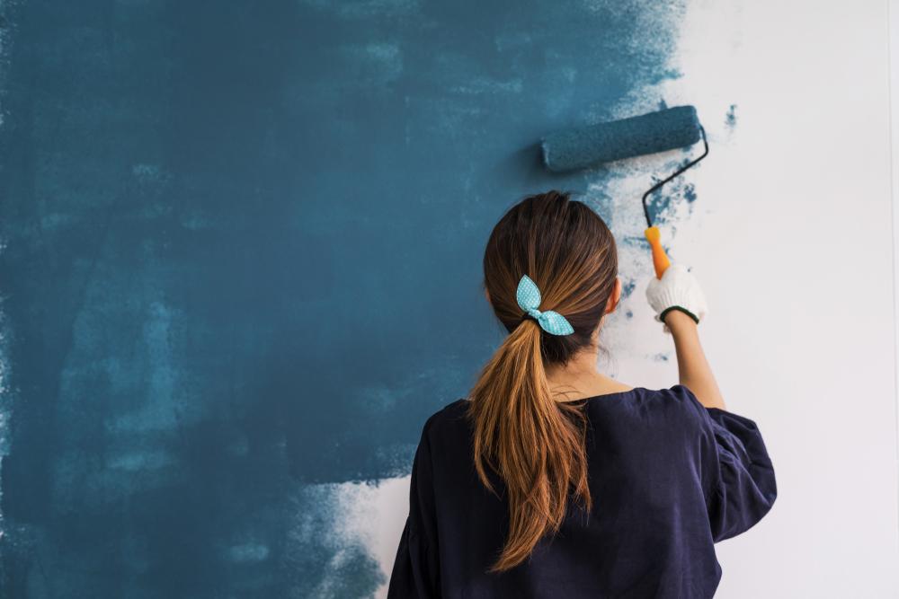 Quelle couleur de peinture choisir pour les murs intérieurs ?