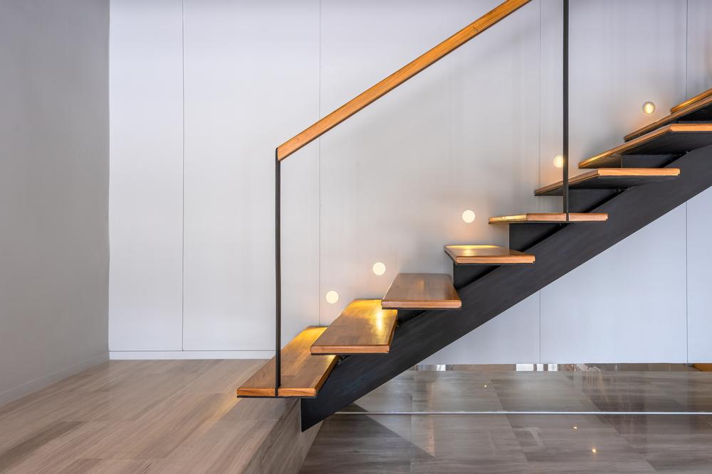Un escalier en bois pour donner du cachet à son intérieur