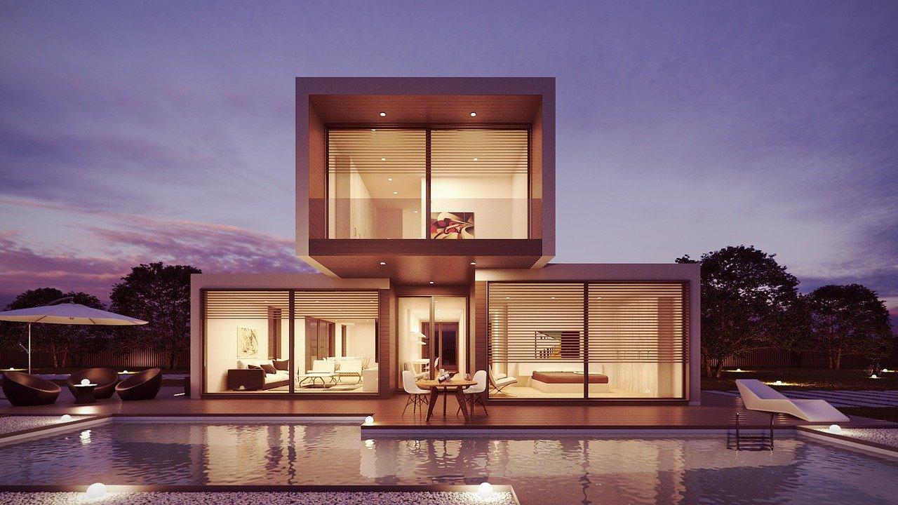 Créez une maison moderne et originale