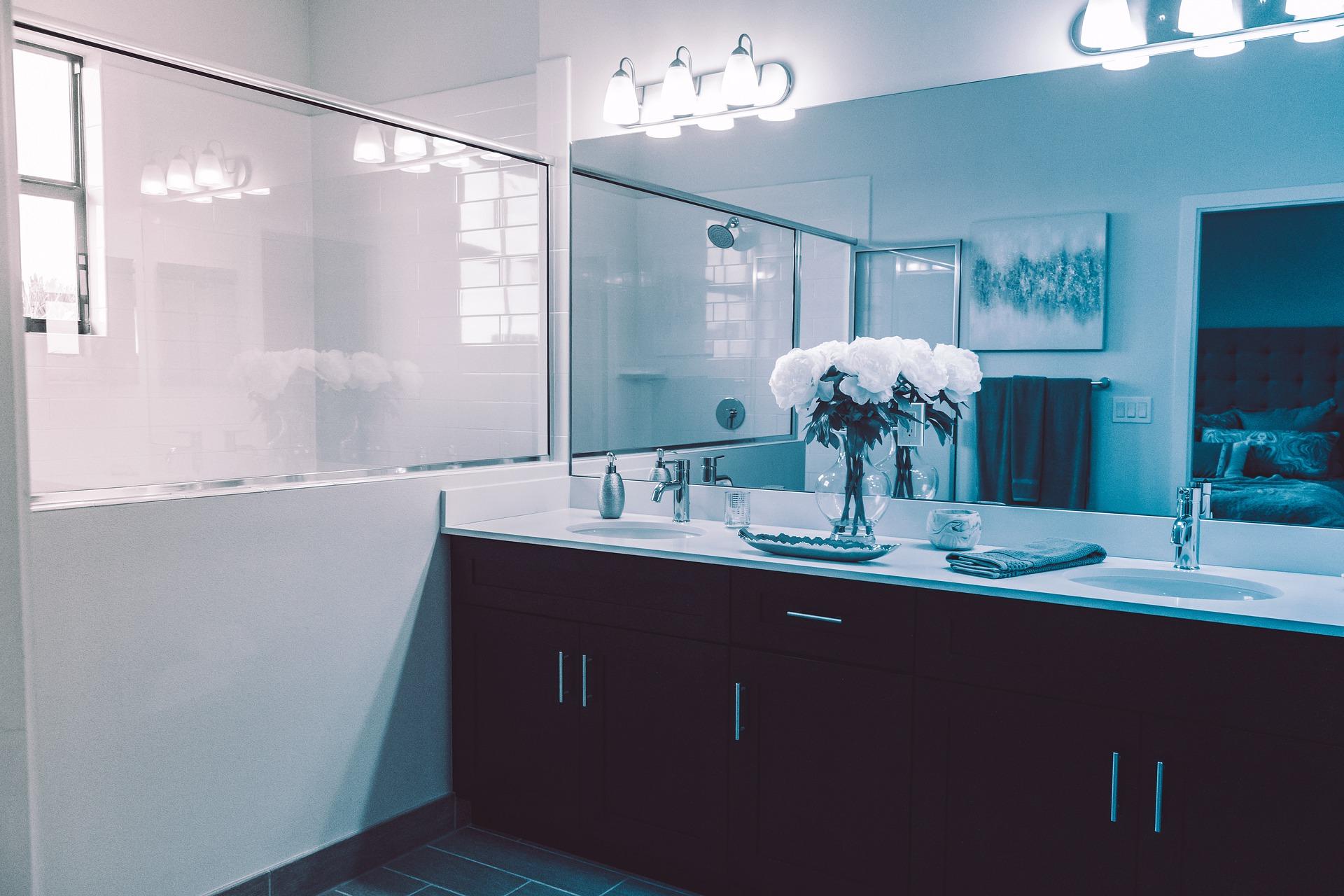 Une salle de bain au top !